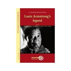 LOUIS ARMSTRONG'S LEGEND